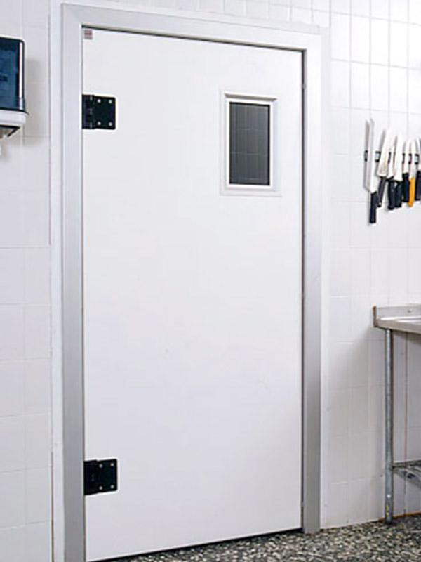 Dörrar och portar till kyl & frysrum Foam King