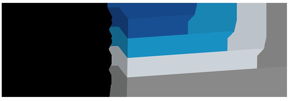 Exempel på tjockleken på olika material med samma teoretiska u-värde